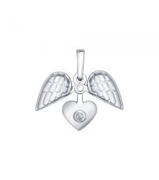 """Подвеска """"Крылья ангела"""""""